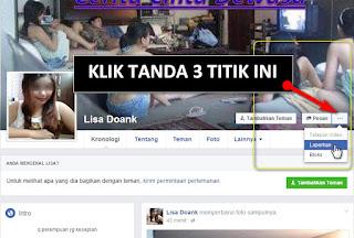 Cara  Melaporkan Akun Facebook Palsu Agar Dihapus Permanen