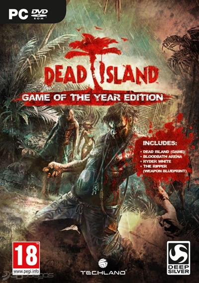 Dead Island Game of the Year Edition PC Full Español Descargar 2012 DVD9