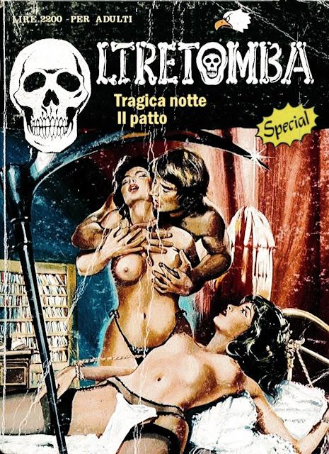 I MITICI FUMETTI: OLTRETOMBA In… TRAGICA NOTTE – IL PATTO-porncomics-fumetti Pornografici