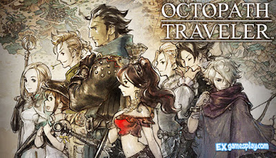 Octopath Traveler - Pixel Games With Interesting Stories