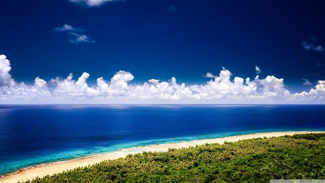 Mengenal Pulau Guam yang diancam oleh Korut
