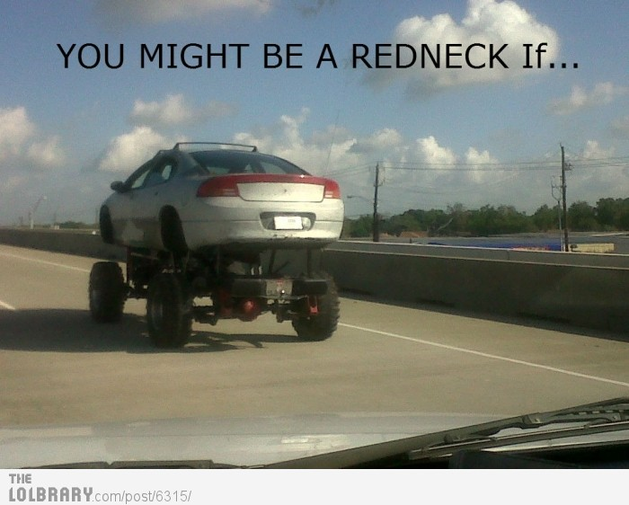you might be a redneck if jokes - photo #29