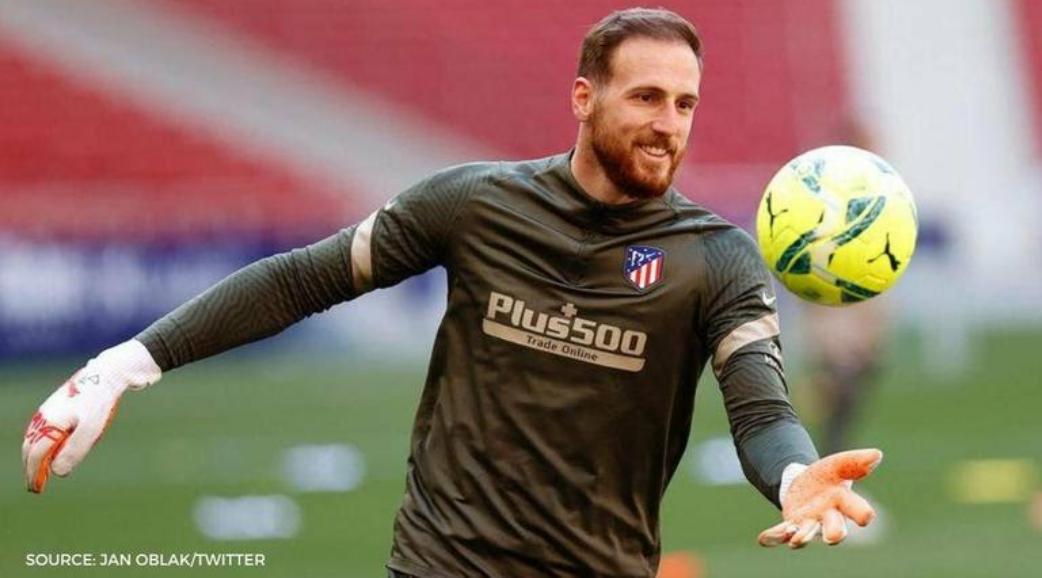 Mai tsaron ragar Atletico Madrid Jan Oblak ya lashe kyautar gwarzon wasan La Liga