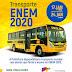 Prefeitura de Santa Luzia do Pará disponibilizará transporte para o deslocamento dos alunos que vão fazer provas do Enem em Capanema