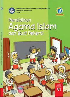 Download Buku PAI & BP K-13 Kelas 1 2 3 4 5 6 Revisi Terbaru