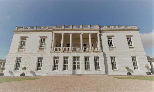 Queen's House en Greenwich  Iñigo Jones  Royal Museums Greenwich