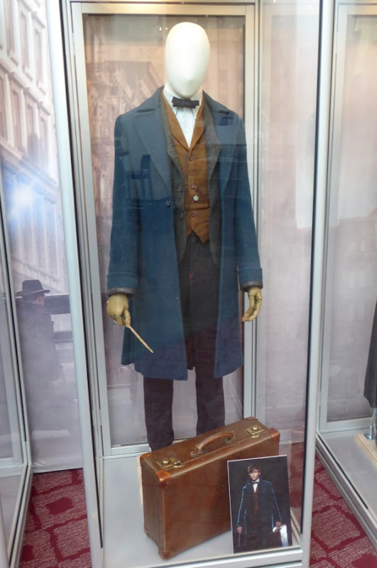 Newt Scamander Fantastic Beasts Where to Find Them film costume