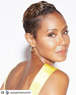 Jada Pinkett-Smith, 12 Random Facts About Chevy, Let's get back to business, Self care, me, time, listening, Black girl, blog, natural hair, natural hair care, blogging @Chevytakesthemic