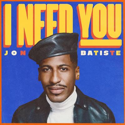 Noticia. Jon Batiste y su nuevo single 'I need you' con videoclip incluido
