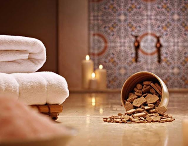 طريقة عمل الحمام المغربي في البيت بخطوات سهلة