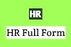 HR Full Form and Explanation about the Full Form of HR