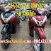 Bảng giá sơn xe máy Honda SH Mode