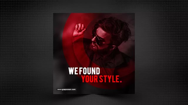 Creative Social Media Post Design - Adobe Photoshop Tutorial