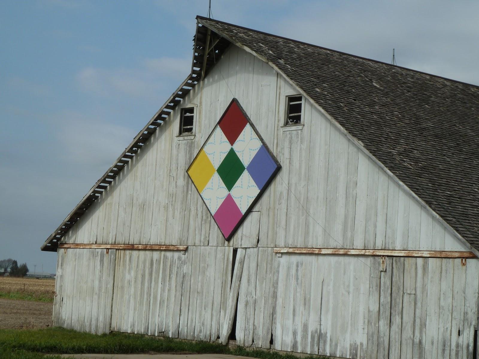 Barn Quilts More From Washington County Iowa Kalona