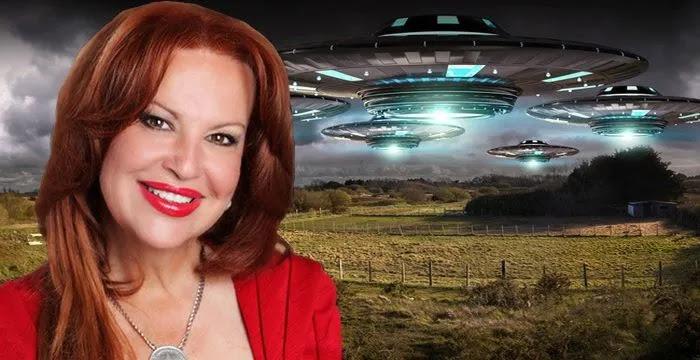 Πολιτικός της Φλόριντα και η σχέση της με τους  nordic alien