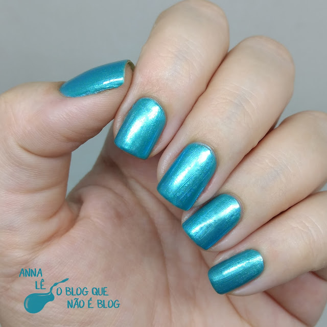 Esmalte Nailpolish Caribean Beauty Color