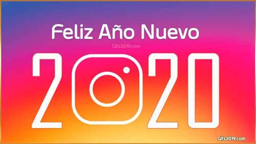feliz año nuevo 2020 instagram