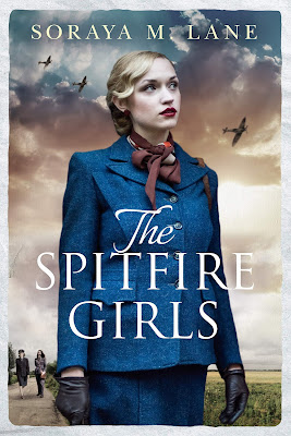 the-spitfire-girls, soraya-m-lane, book