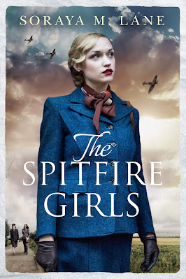 The Spitfire Girls by Soraya M. Lane book cover
