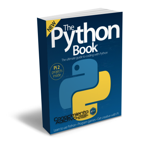 The Python Book · The ultimate guide to coding with Python