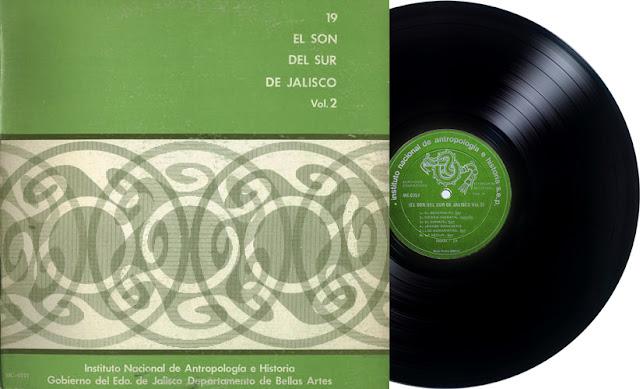INAH 19 - EL SON DEL SUR DE JALISCO VOL. 2