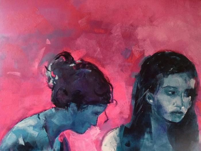 Испанский художник. Marina Del Pozo