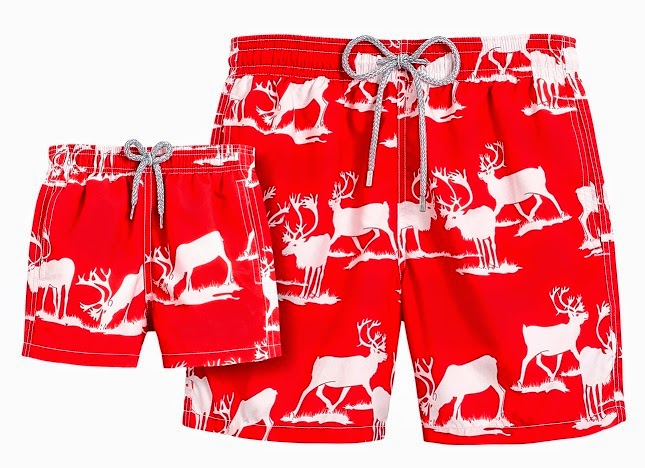 Boys Swimwear. Your little sport will love splashing into the water when he's in one of George's boys swimwear range. You can find a colour and style to match his budding personality from tropical to laid-back prints, or his favourite superheroes that will become the perfect poolside partner.