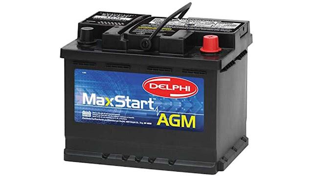 Delphi BU9047 MaxStart AGM Battery