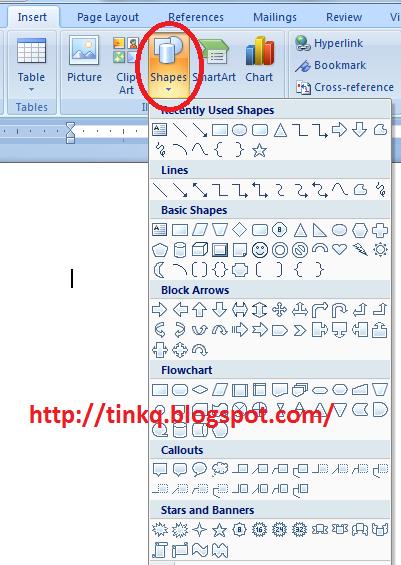 fungsi clipart pada microsoft word 2007 adalah - photo #1