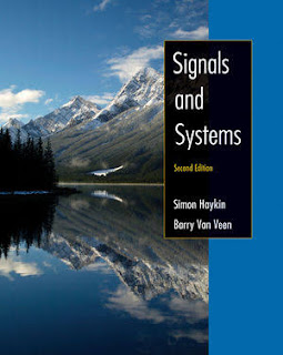 Signals And System by Simon Haykin