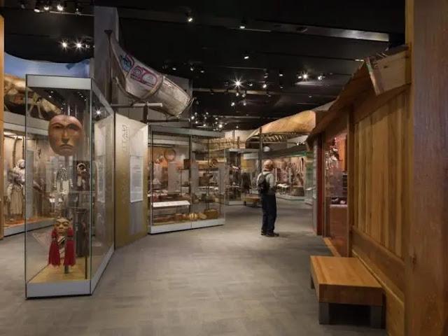 Alaska State Museum at 395 Whittier in Juneau, Alaska