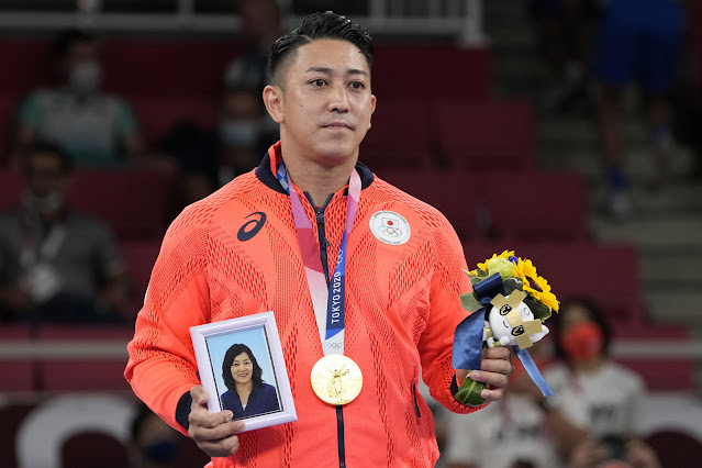 Kiyuna Ryo caratê jogos olímpicos