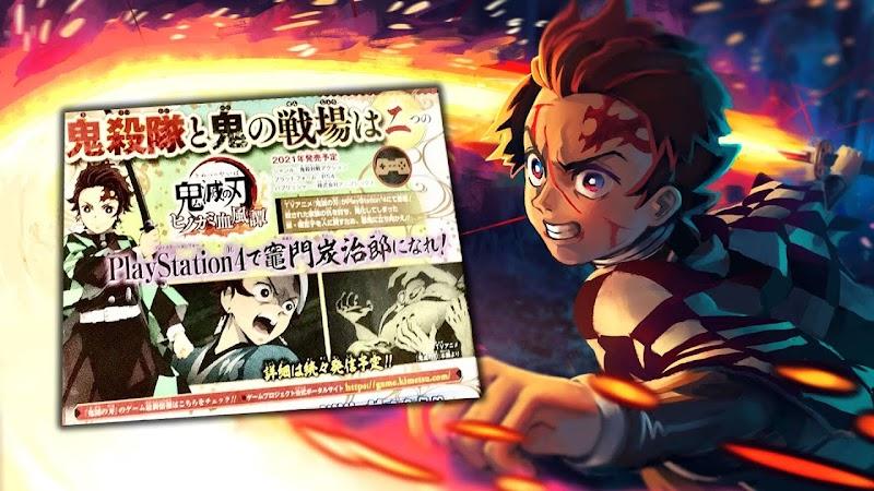 Anime Kimetsu no Yaiba Dapatkan 2 Adaptasi Game Tahun Ini