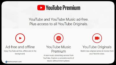 youtube premium subscription plans