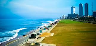 Galle Face Green Colombo