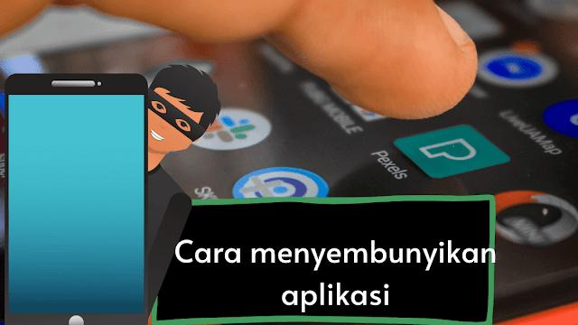 Cara saya Menyembunyikan Ikon Aplikasi di HP Android OPPO A12