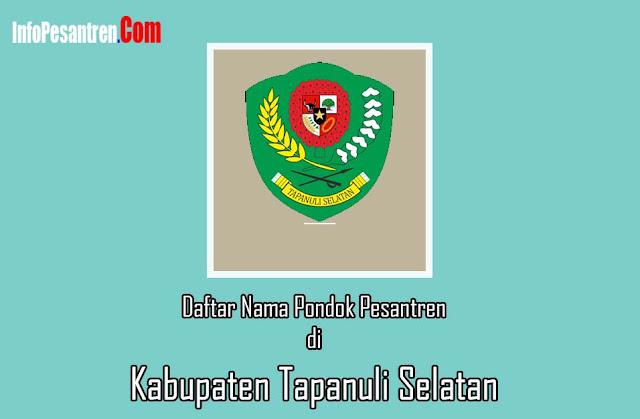 Pesantren di Kabupaten Tapanuli Selatan