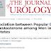 A associação entre dietas populares e testosterona sérica entre homens.