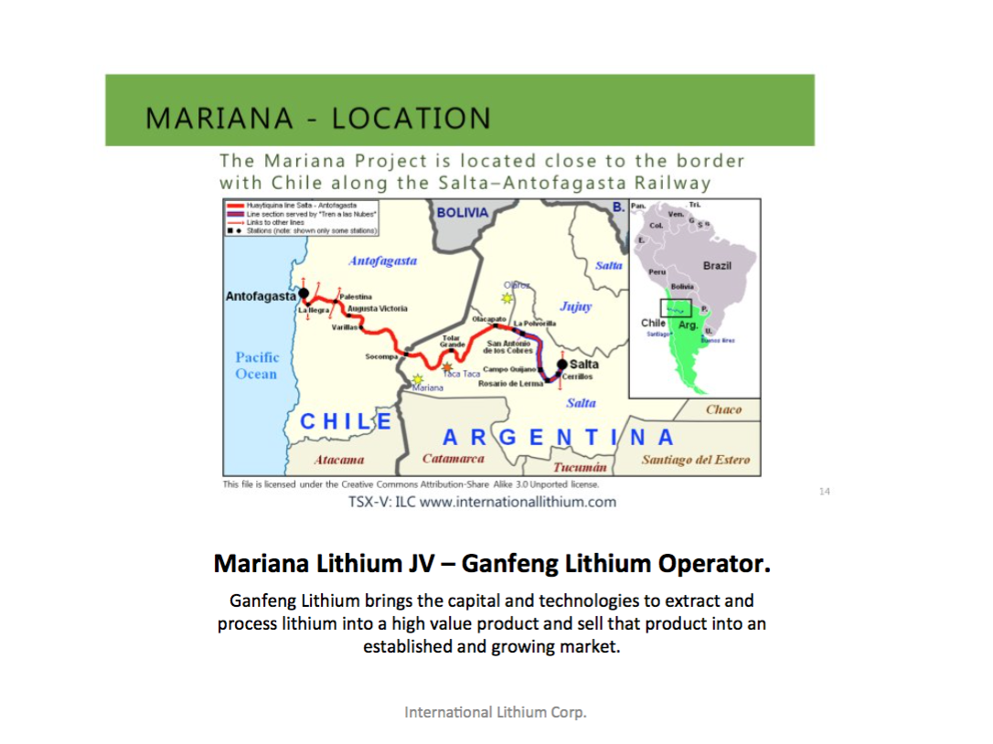 Kirill Klip : Ganfeng Lithium, The Largest Integrated