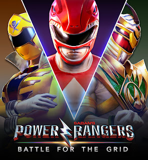 Review – Power Rangers: Battle For The Grid