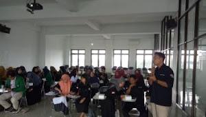 KPU Kota Medan Berkerja Sama Dengan Mahasiswa di Kota Medan  Sosialisasikan Rumah Pintar Pemilu Ajak Mahasiswa Tangkal Hoax