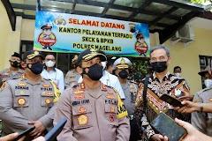 Kapolda Jateng: Tidak Ada Pesta Usai Pelantikan Bupati-Walikota Besok