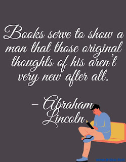 quote on books reading