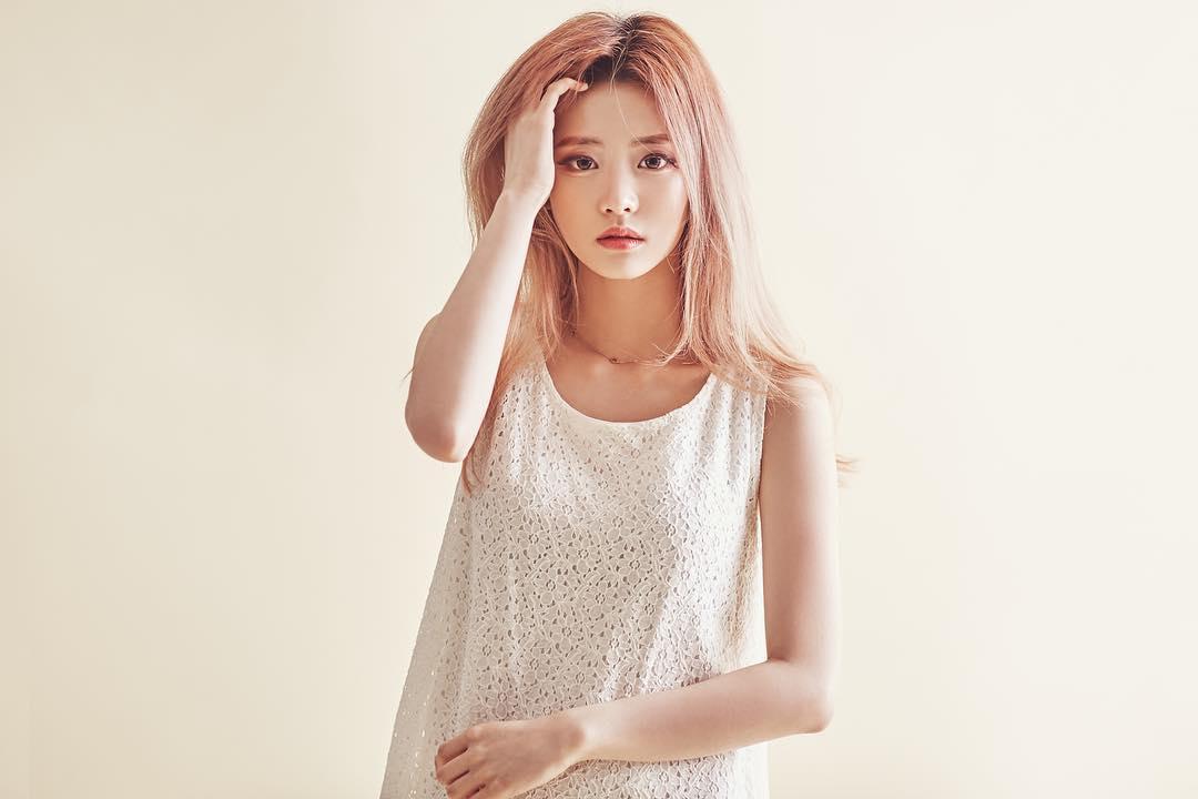 ulzzang girl jeong sora