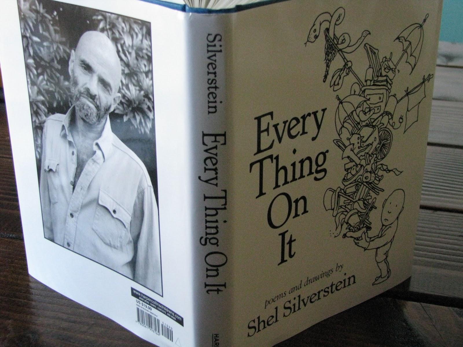"Shel Silverstein Books: Book 'em Bob!: A NEW Shel Silverstein Book! ""Every Thing"