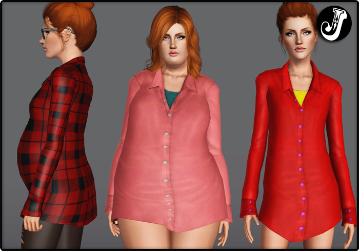 The Sims 3 Pregnancy Clothes