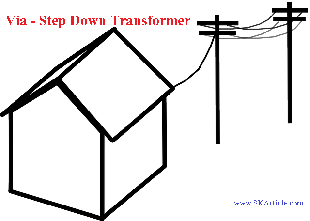 Step Down Transformer In Hindi
