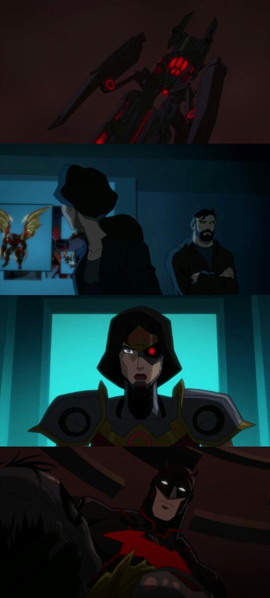 Justice League Dark Apokolips War download in hd