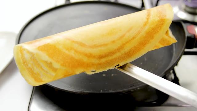 Best Indian Style Masala Dosa Recipe | Masala Dosa