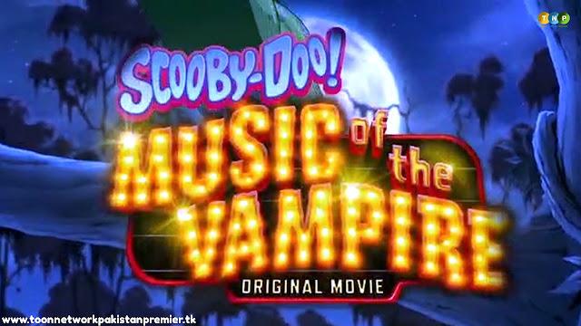 Scooby-Doo! Music Of The Vampire Full Movie [Urdu-Hindi, English] in 1080p Full HD - Toon Network Pakistan